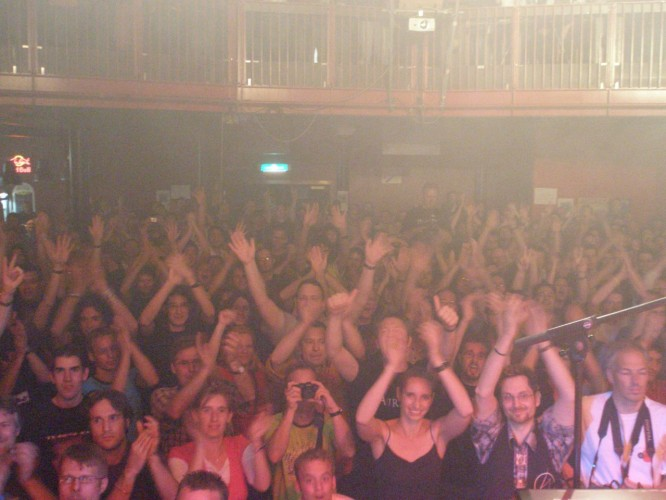 Zoetermeer, Netherlands - The Boerderij (Center Stage)