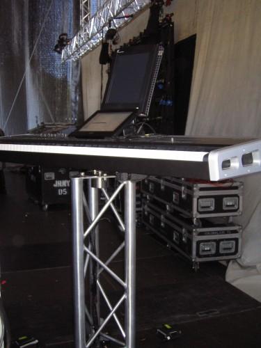 Jordan Rudess's Keyboard