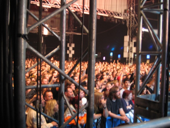 Dream Theater Munich Audience